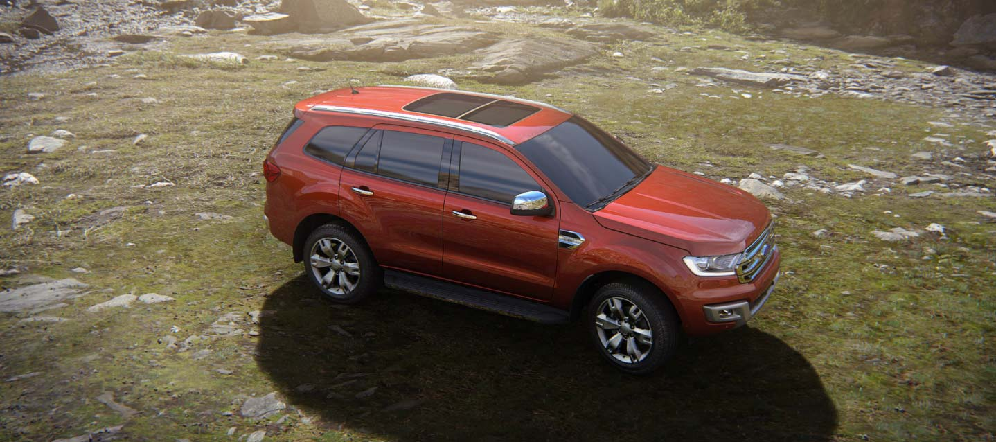 Ford Everest Cool White >> Overview - Everest   SDAC Ford Malaysia