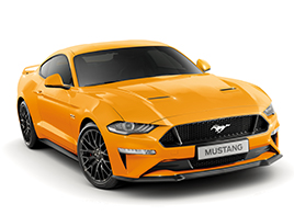 Overview 2019 Mustang Sdac Ford Malaysia