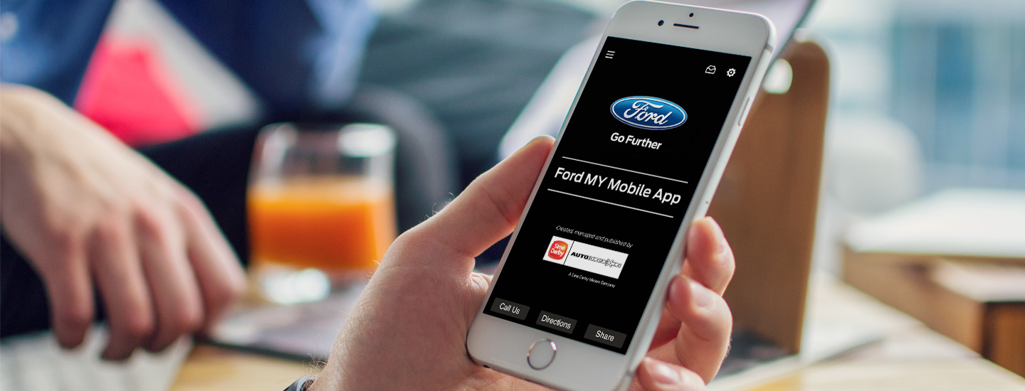 Ford MY Mobile App | SDAC Ford Malaysia