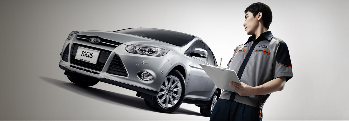 our warranty - service & maintenance | sdac ford malaysia