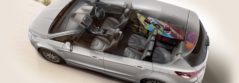Interior - S-Max | SDAC Ford Malaysia